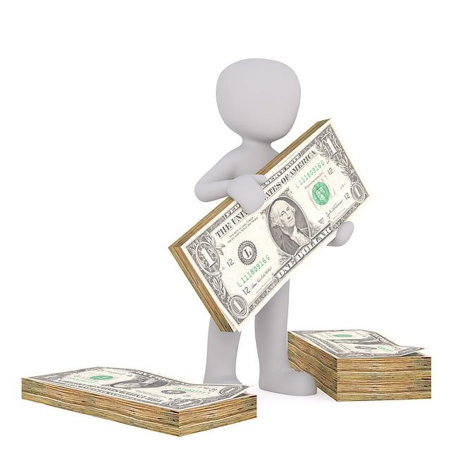即金を手にいれて借金から立ち直った人