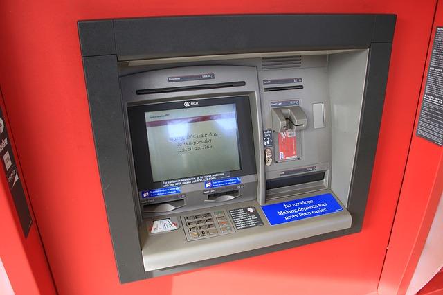 ATM引き出し