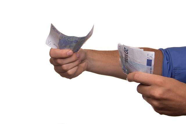 貸金業者からお金を借りて融資を受ける